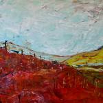 red fields/2007/acryl