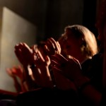 a translated concert for deaf people. Translated by the amazing Bettina Schwarz and Nicole Nentwig