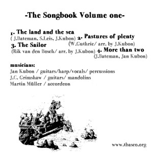 """The Songbook Vol.I"""